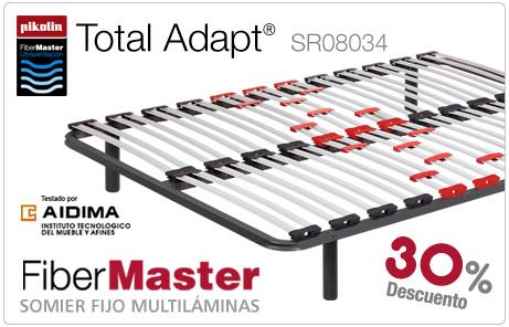 Somier FiberMaster Total Adapt