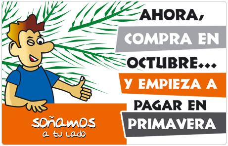 promoción de octubre