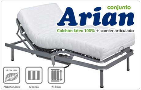 Conjunto Arian