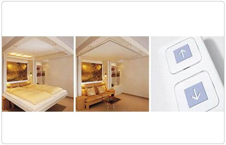cama techo
