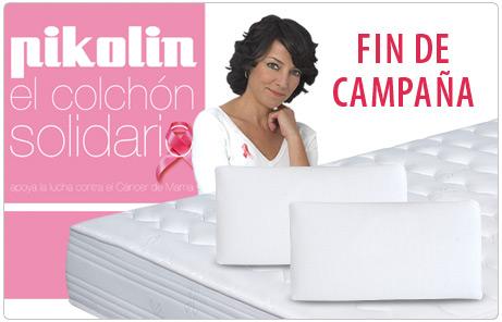 Fin campaña Colchón Solidario