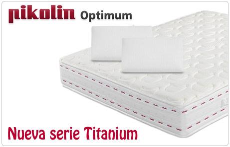Serie Titanium