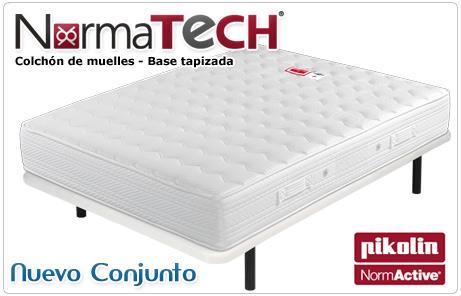 Nuevo conjunto Normatech + base