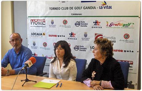 Manuel Contarini, Guadalupe López y Liduvina Gil