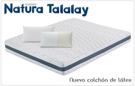 colchón Natura Talalay