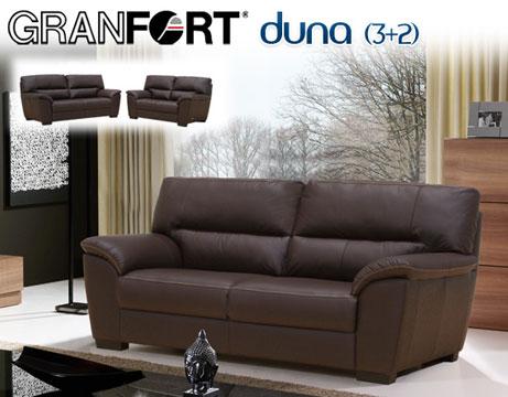 Conjunto sofás Duna de Granfort