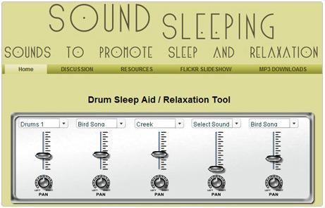 Sonidos para dormir