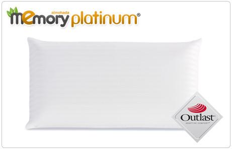 almohada Memory Platinum