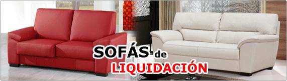 Gran liquidaci n de sof s blog de la tienda home for Sofas alicante liquidacion