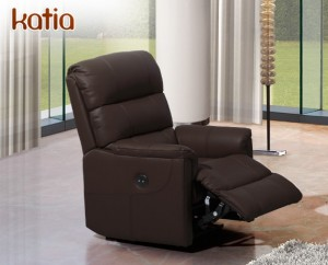 sillón piel katia
