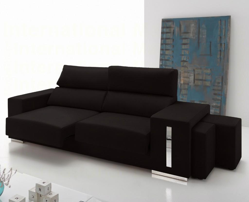 big-sofa-sandra-2poufsDER-choco