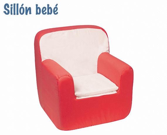 sillon-bebe-rojo