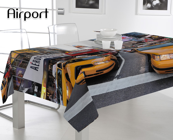 Mantel-Principal-Airport