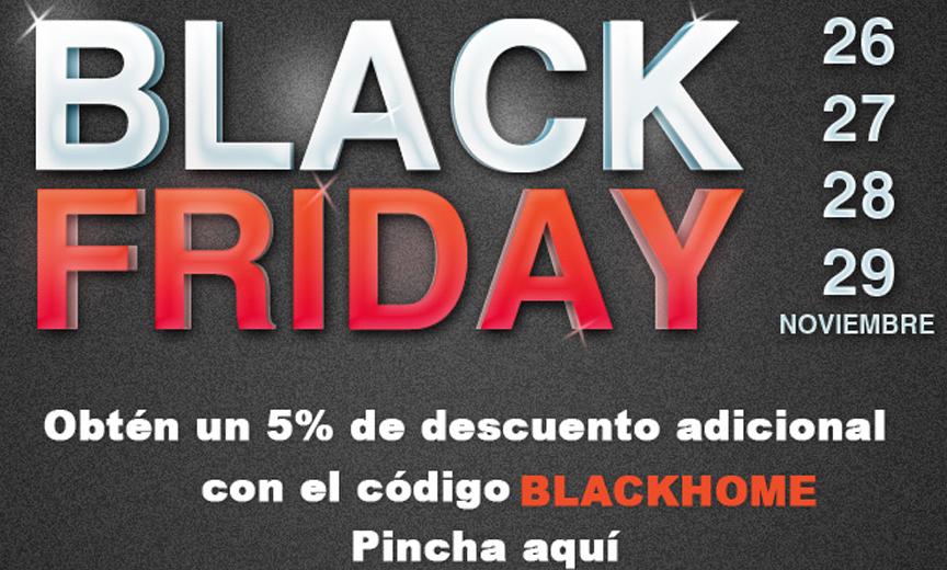 black friday en la tienda home blog de la tienda home. Black Bedroom Furniture Sets. Home Design Ideas