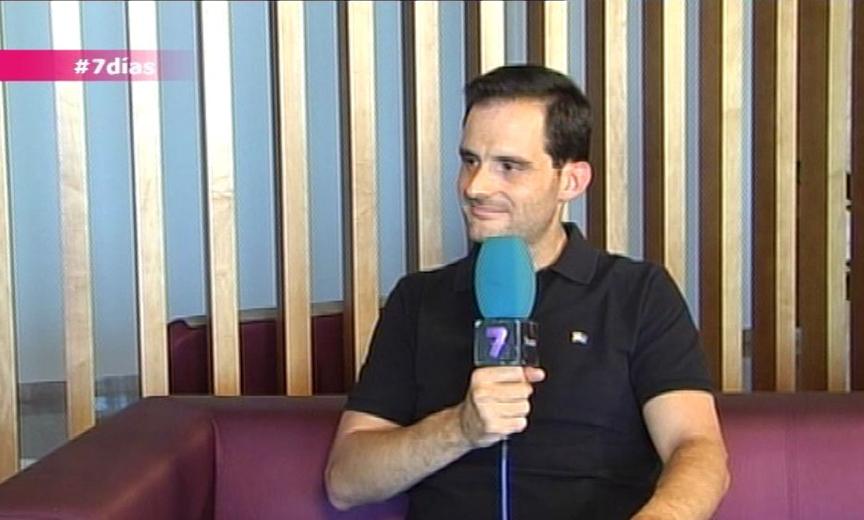 Jaime Rubio televisión