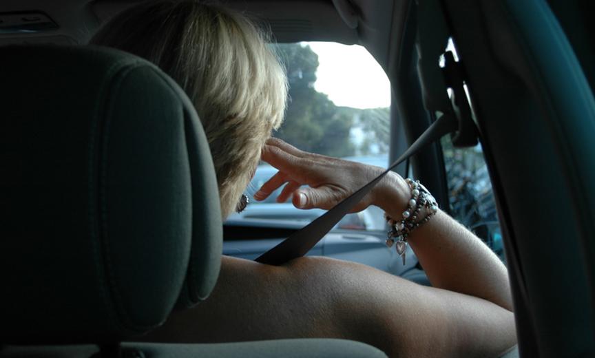 ansiedad en el coche