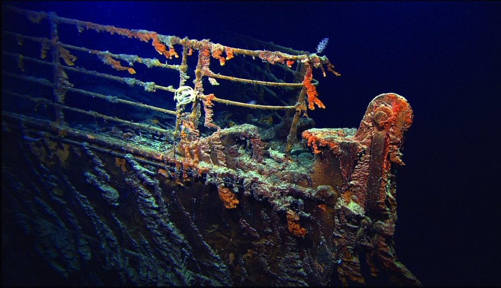 Documental 'Los Misteriors del Titanic' - Sofá, peli y palomitas - La Tienda Home