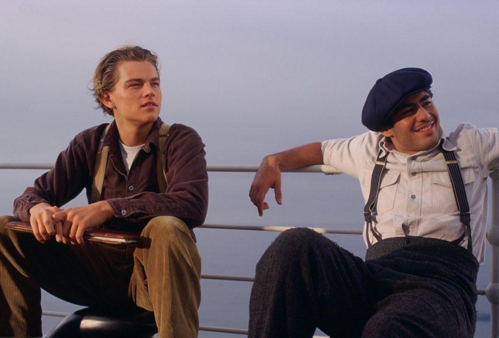 Titanic, Jack Dawson - Sofá, peli y palomitas - La Tienda Home