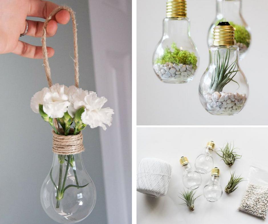 Proyectos DIY - bombillas - La Tienda Home