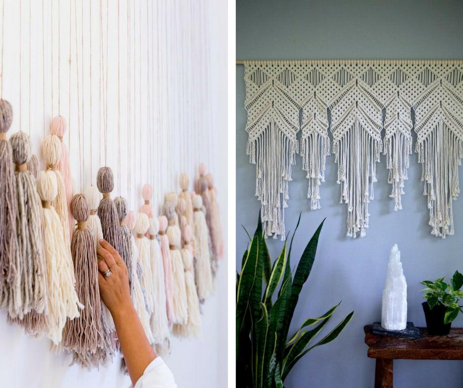 Proyectos DIY - macramé - La Tienda Home