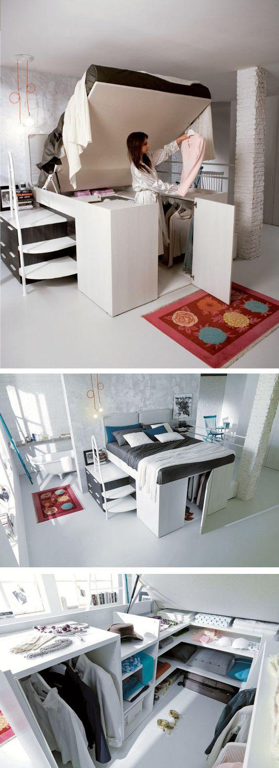 TOP 10 ideas de almacenaje para pisos pequeños | Blog de La Tienda HOME