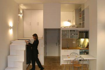 Top 10 ideas de almacenaje para pisos peque os blog de - Trucos almacenaje para pisos pequenos ...
