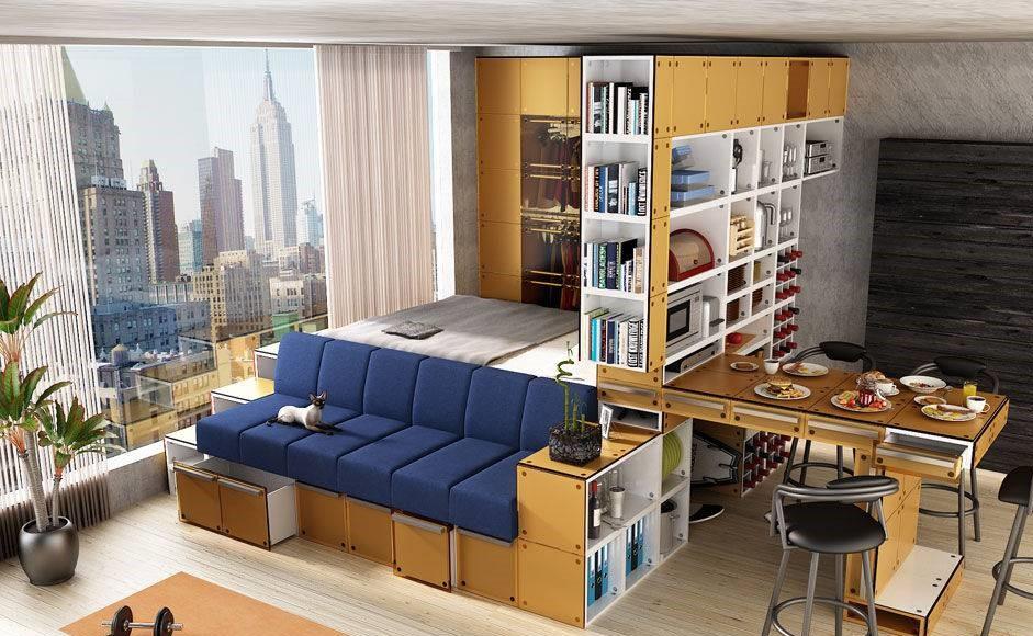 Composición compacta 'Todo en uno' - Tienda Home