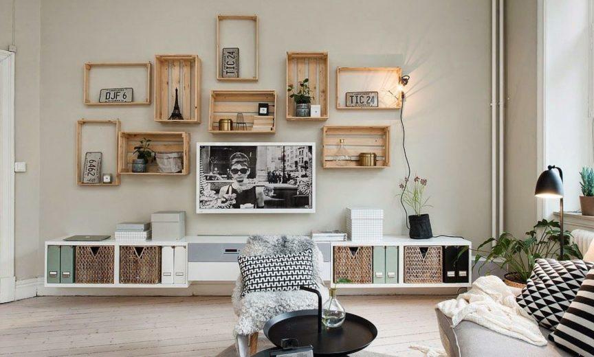 8 ideas de decoraci n diy para salones blog de la tienda - Blog decoracion salones ...