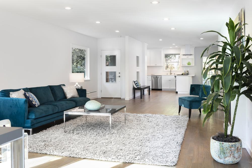 Decoración equilibrada - Ambiente diáfano - La Tienda Home