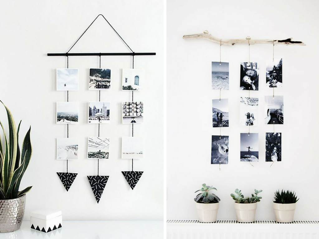 Cortina de fotos - La Tienda Home