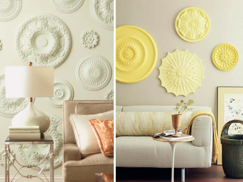 Molduras decoración pared - La Tienda Home