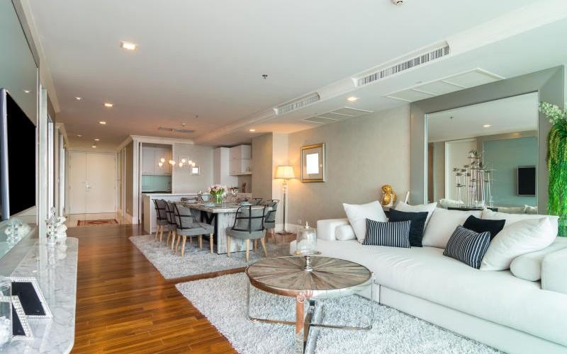 Decoración equilibrada - Separación ambientes - La Tienda Home