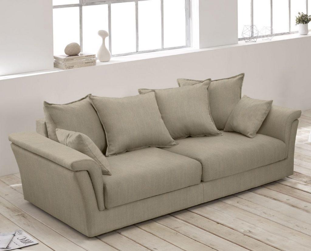 Sofá de tela Cores - Desenfundable - La Tienda Home
