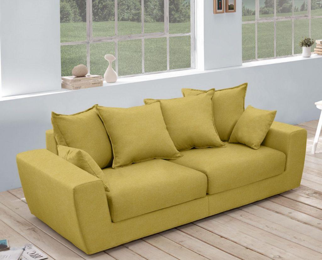 Sofá de tela Laredo - Desenfundable - La Tienda Home