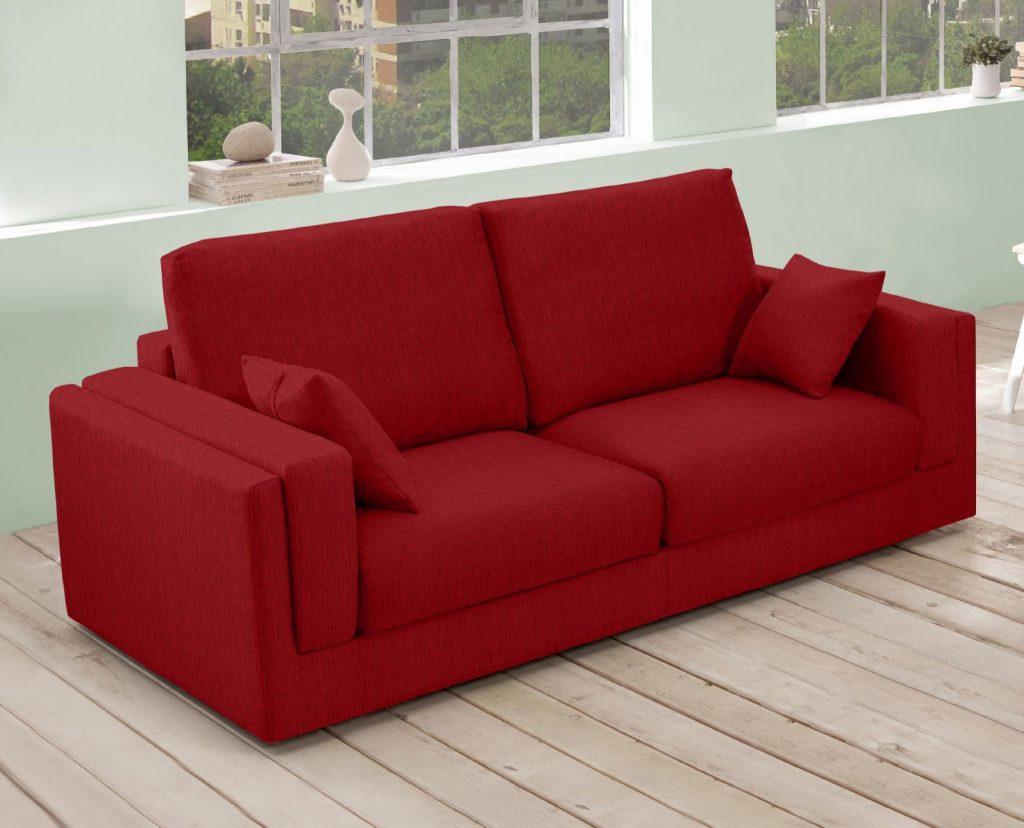 Sofá de tela Pravia - Desenfundable - La Tienda Home