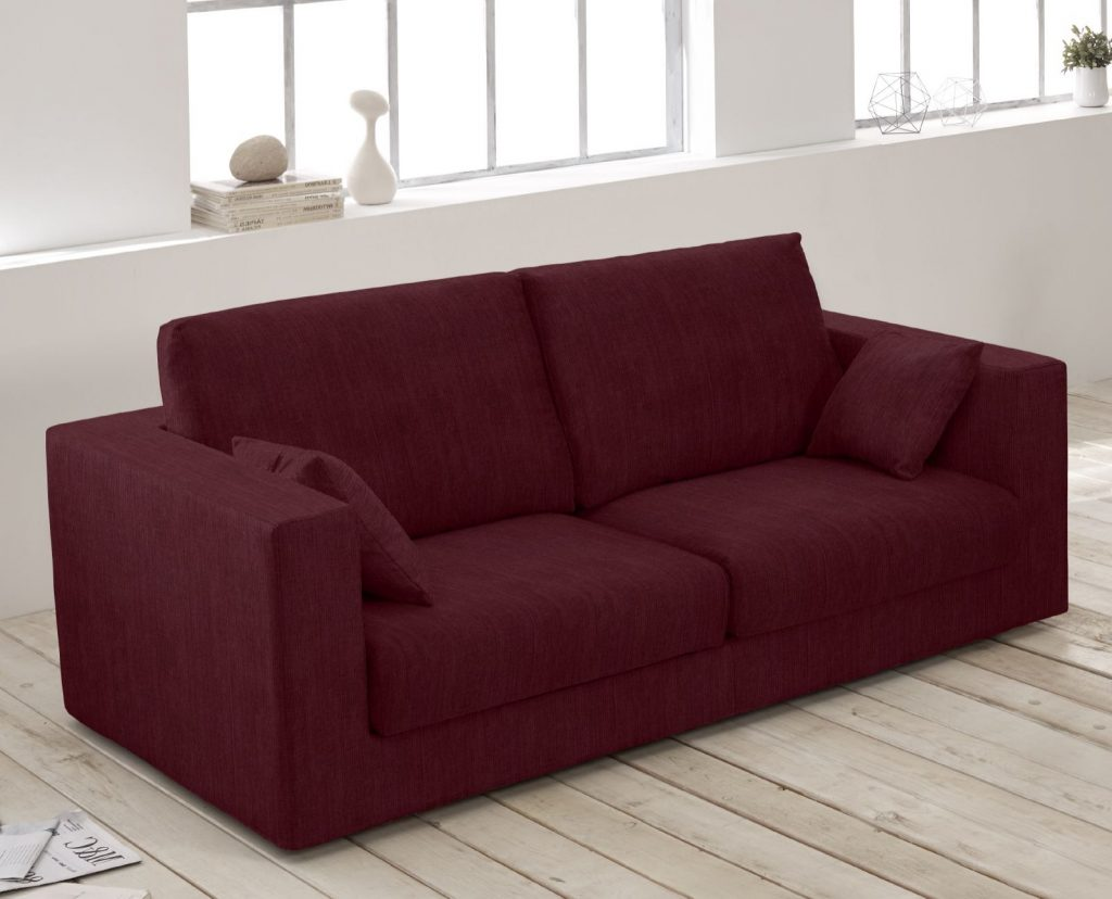 Sofá de tela Verín - Desenfundable - La Tienda Home