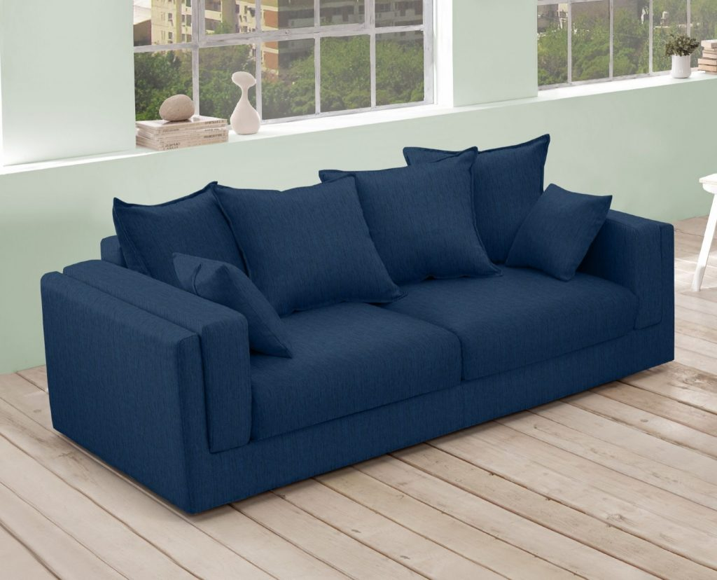 Sofá de tela Sada - Desenfundable - La Tienda Home