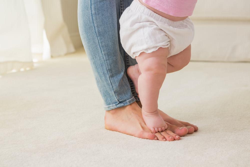 Primeros pasos del bebé - La Tienda Home