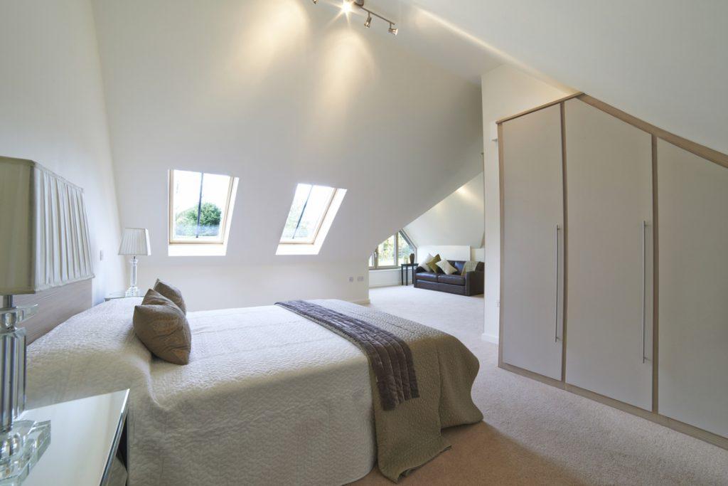 Almacenamiento para dormitorios pequeños - La Tienda Home