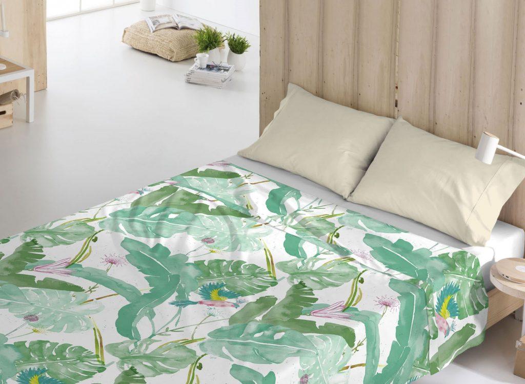 Como vestir tu cama para prepararla para el buen tiempo